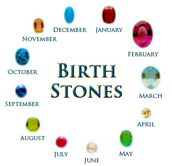 jewelry birthstones
